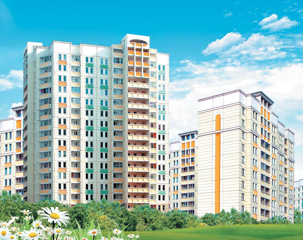 цены на квартиры в железнодорожном вторичное жилье