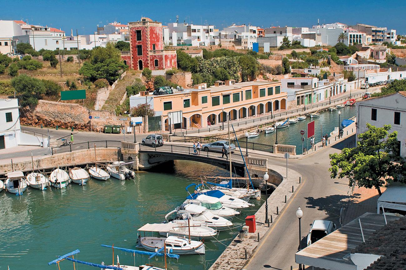 Менорка испания недвижимость
