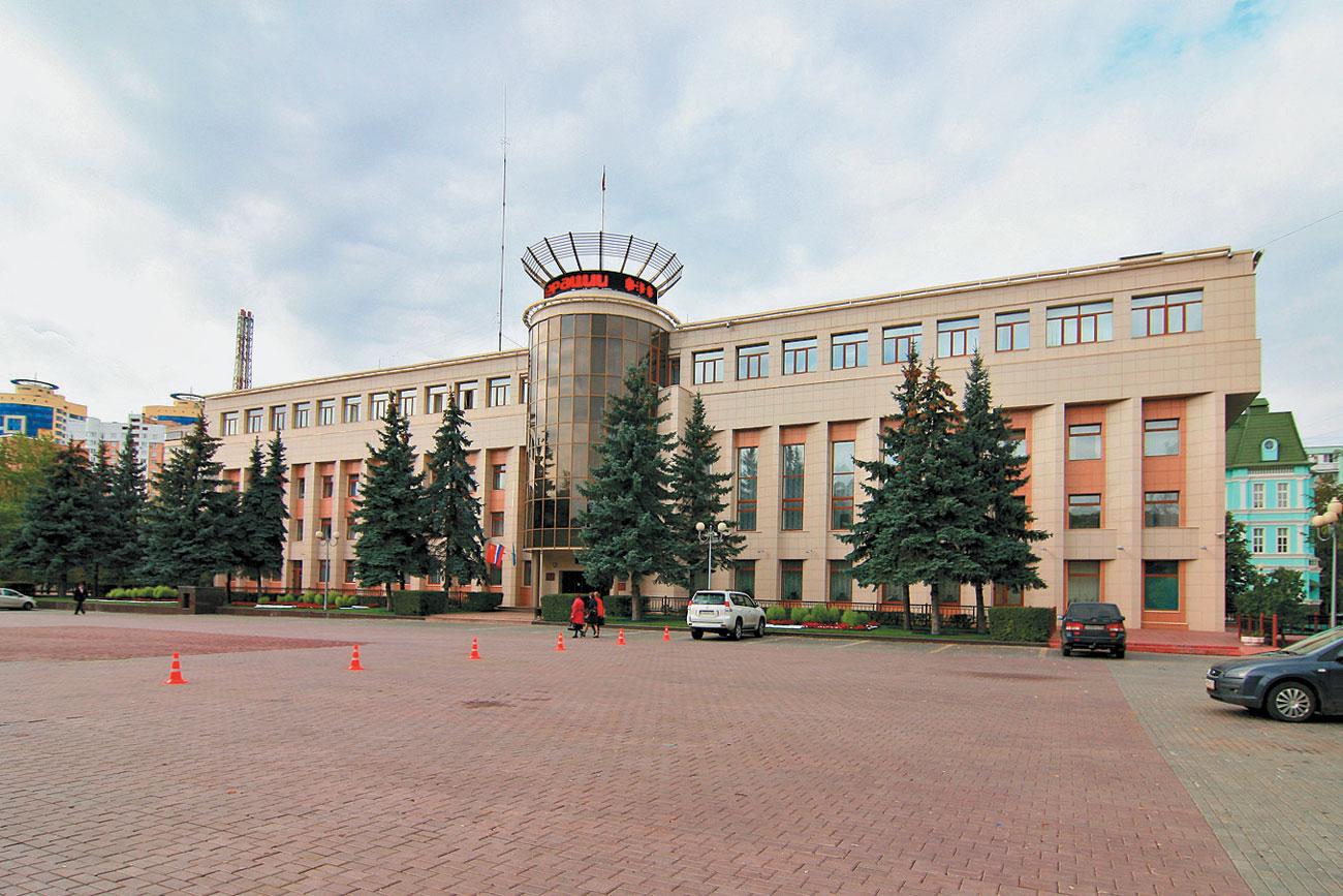 fb15ec2f3493 Реутов. Ул. Ленина — центр