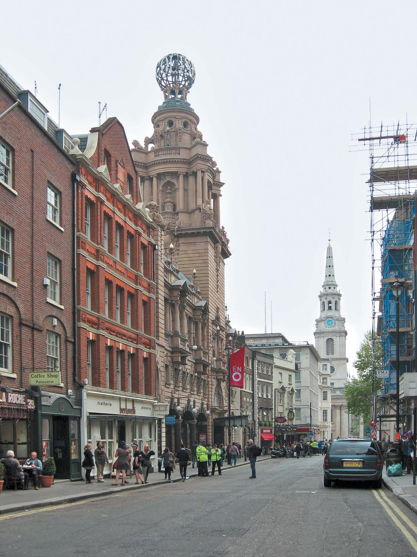 Район в лондоне мидлсекс