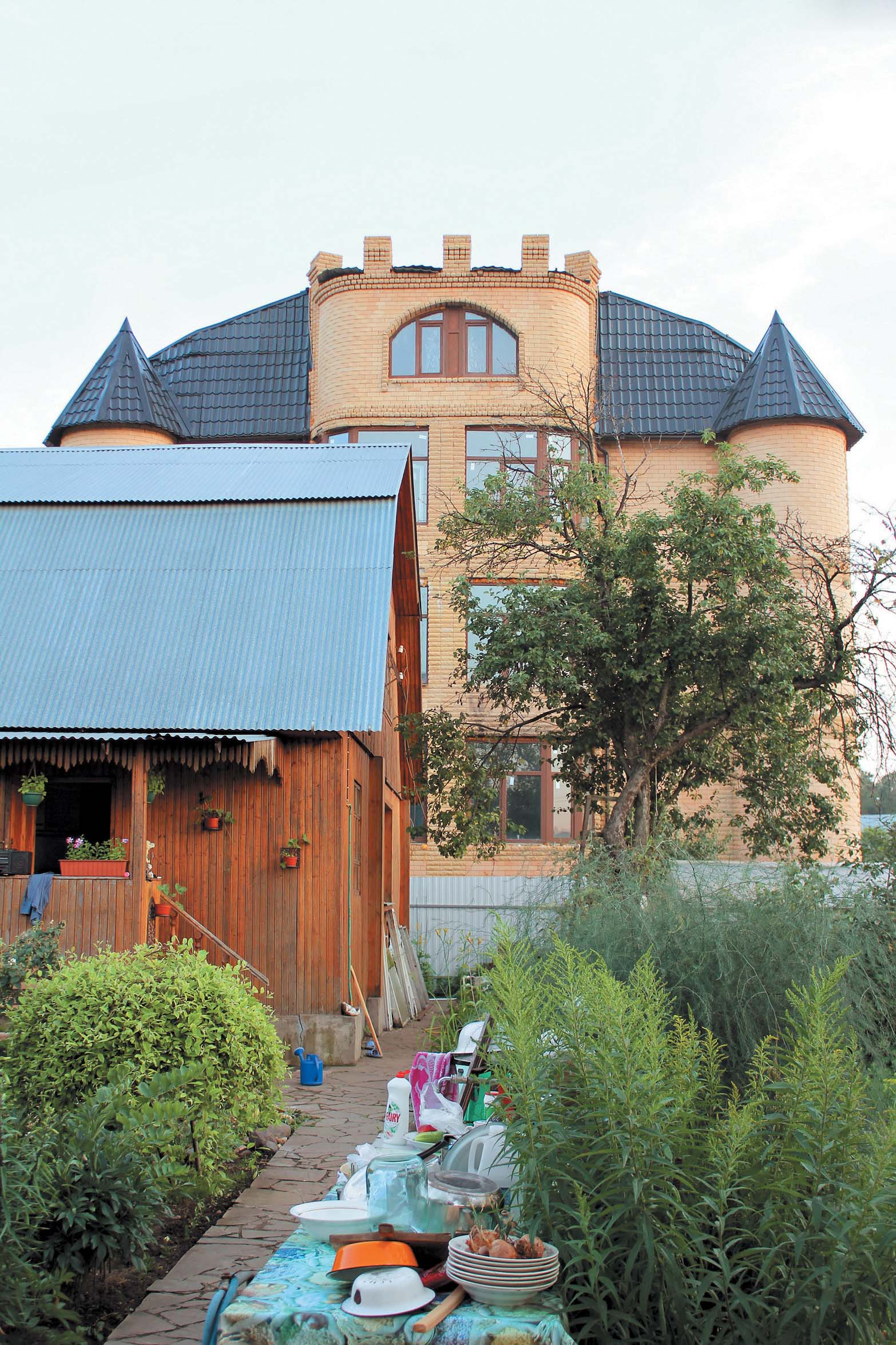 Участки под строительство частного дома в новой москве пансионат для престарелых на шаморе