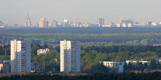 Троицкий административный округ: зеленый наукоград в ожидании перемен