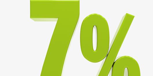Что если ипотеку уменьшат до 7 %?