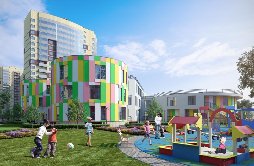 Кто построит детский сад?
