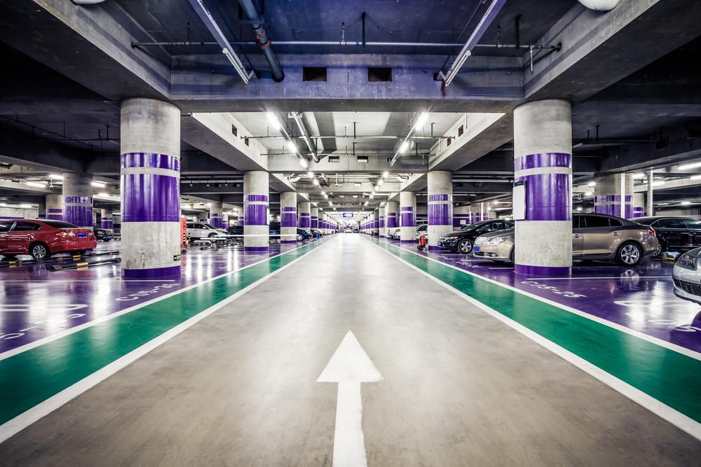 Машинам место под землей