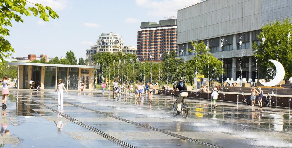 Все – в сад! Что нового в парках Москвы?