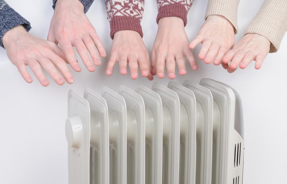 Когда же включат отопление?..