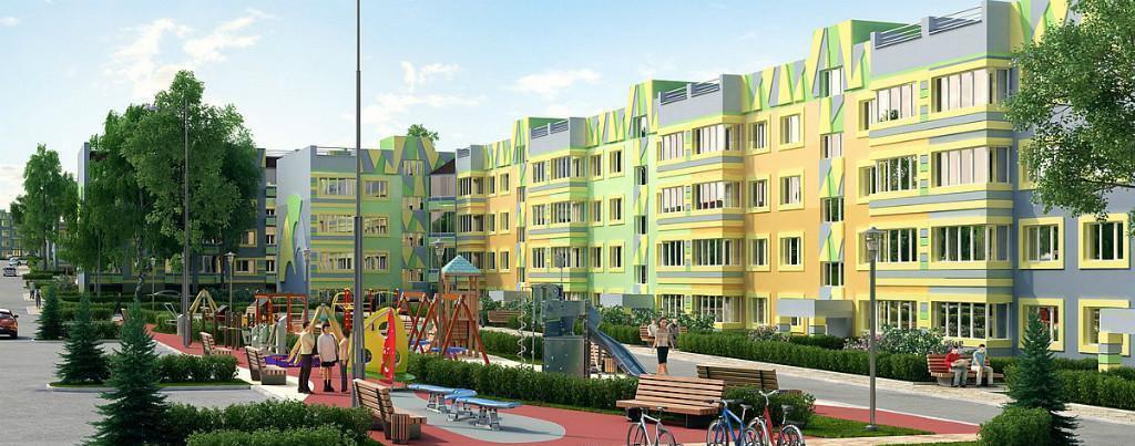 Новостройки Подмосковья: 7 проектов в поселке Нахабино