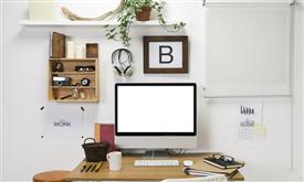 Организуем офис дома: советы эксперта