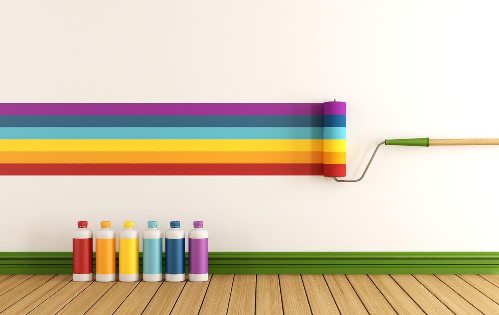 Как выбрать интерьерную краску