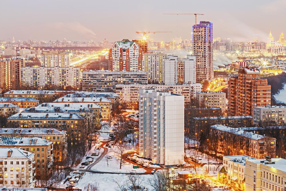 Прощай, пятиэтажная Москва! Часть 1
