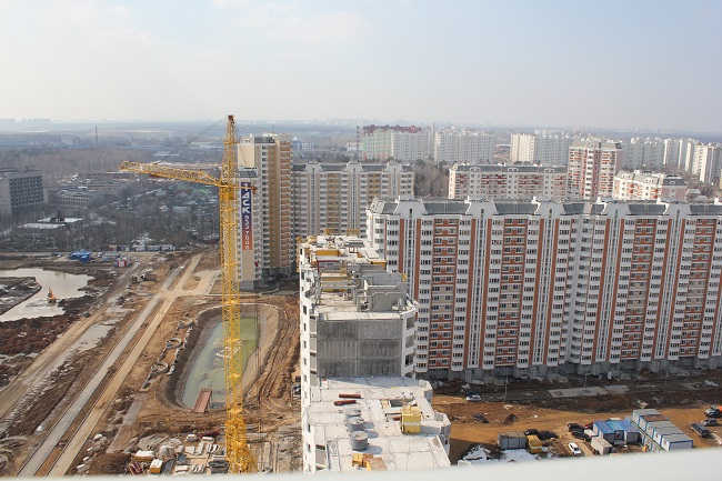 Микрорайон «Центр-2»: мини-город в центре города Железнодорожного