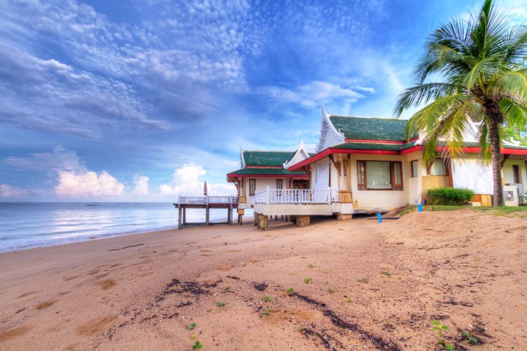 Как снять дом для отпуска за границей?