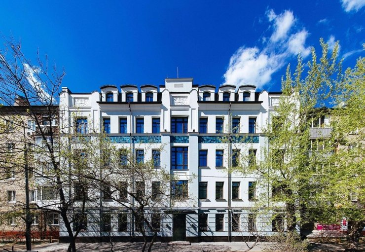 Многоуровневые квартиры и апартаменты