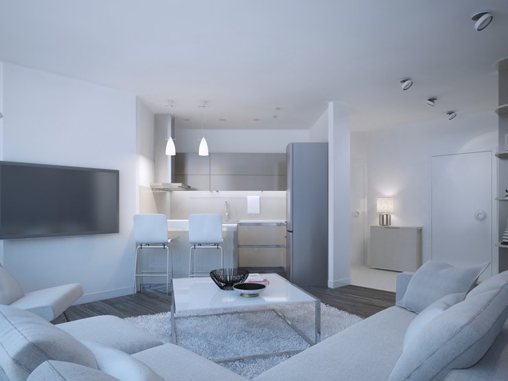 Апартаменты приравняют к жилью