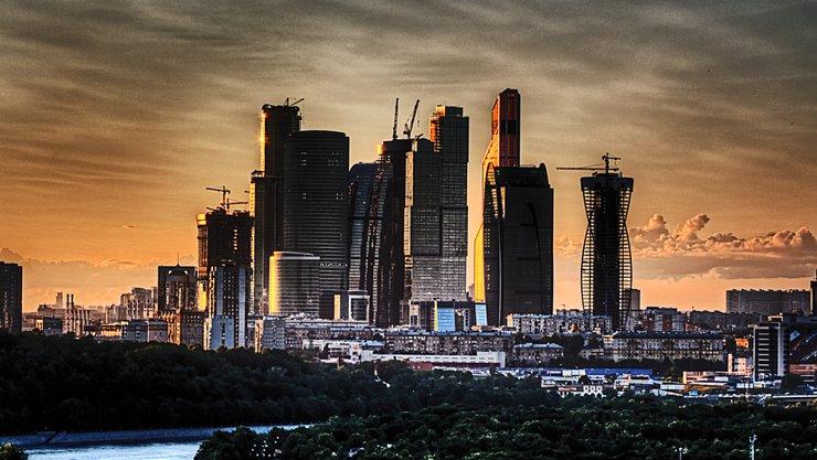 В Москве ввод офисов рухнул до рекорда