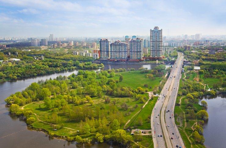 На первичном рынке Новой Москвы почти перестали выходить новые проекты