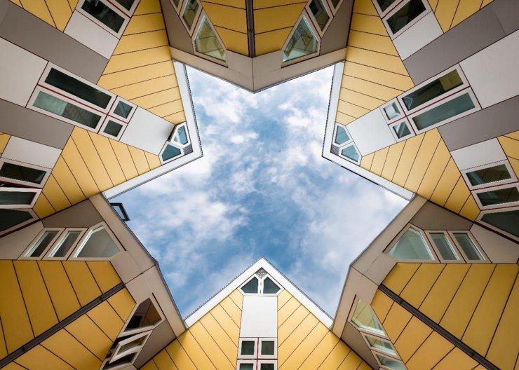 Десять «смелых» домов в мире
