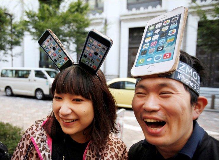 Про два айфона и одного китайца