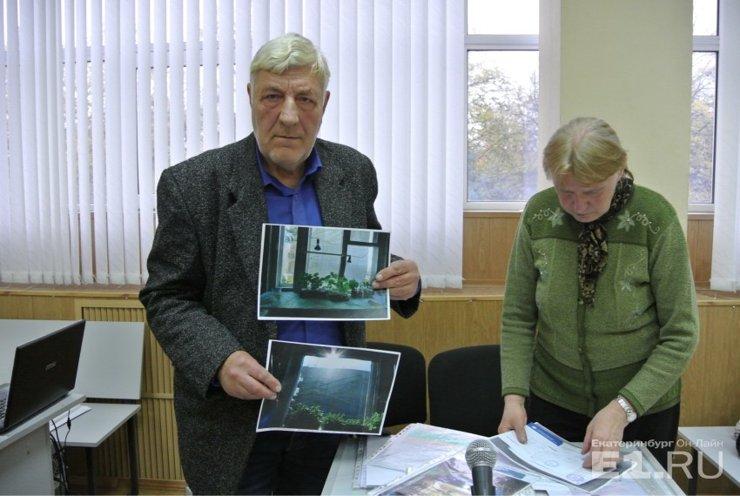 Пенсионер судится с компанией, построившей напротив его дома высотку
