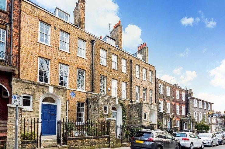 Дом знаменитого британского живописца Джона Констэбля выставлен на продажу