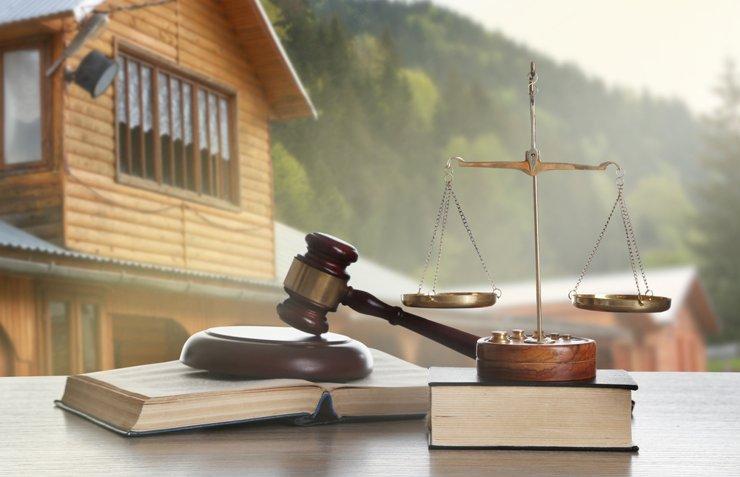 Под угрозой «законного выселения»