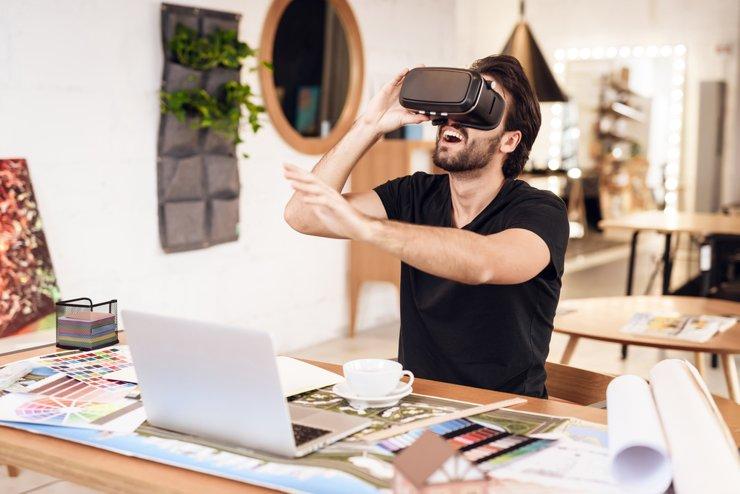 На рынке недвижимости набирает популярность виртуальная реальность