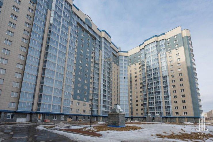 За март застройщики Петербурга ввели один-единственный дом