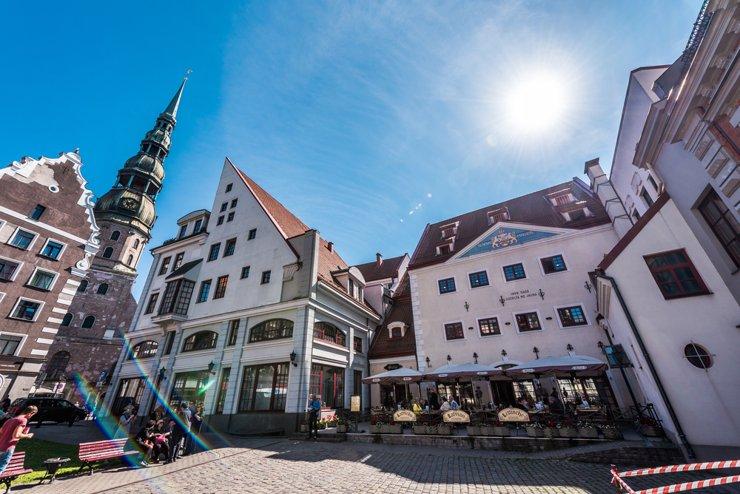 Латвия: вид на жительство за покупку недвижимости