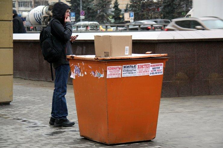 «Реновационные» дома получат особую систему сбора мусора