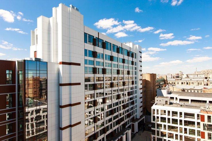 В Москве падают цены на апартаменты