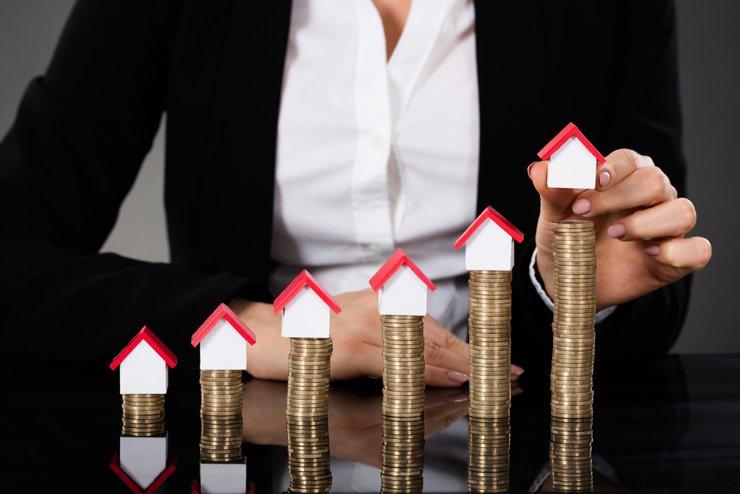 Рост цен на жилье в первом квартале замедлился