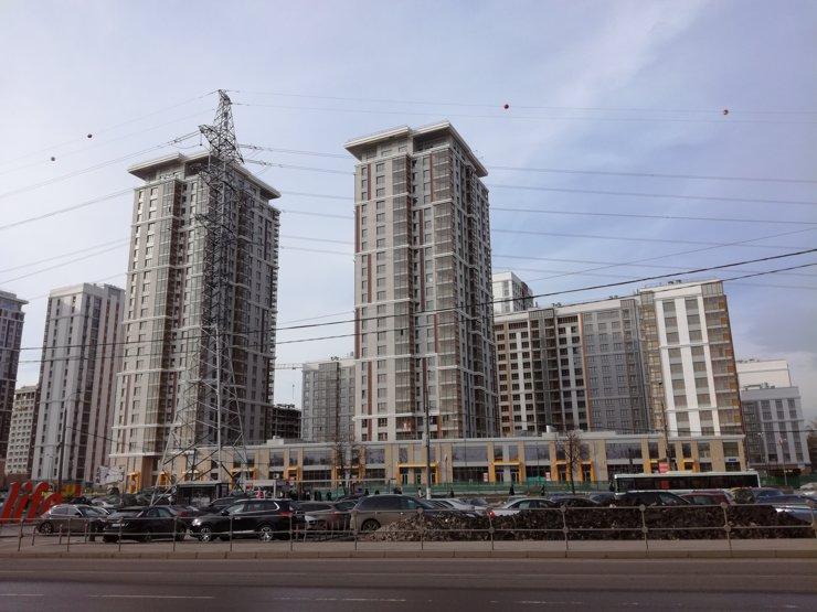 За 6 лет стоимость квартир в крупных проектах Новой Москвы выросла на 44%