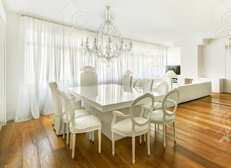 Названа средняя ставка аренды ста самых дорогих московских квартир