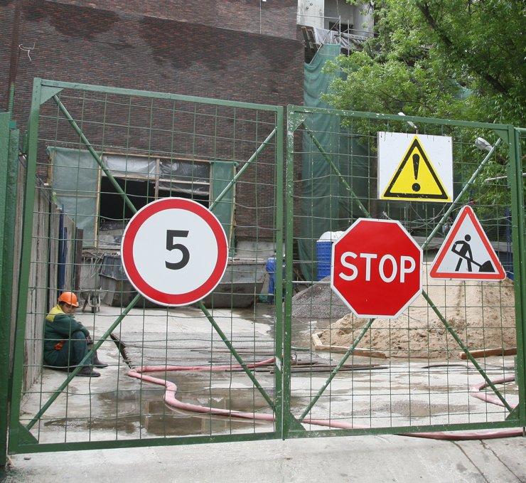 Краснодарстат: объемы строительства жилья упали на 26%