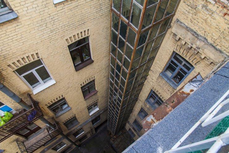 Как снять комнату в петербуржской коммуналке?