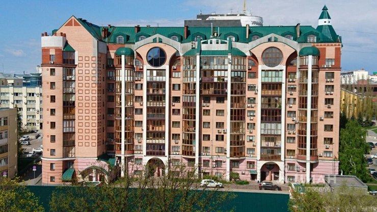 Рейтинг самых просторных квартир Уфы