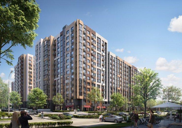 Рейтинг жилых комплексов по темпам продажпо итогам1полугодия2018года
