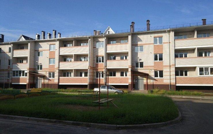 Власти Костромы заселяют людей из ветхого жилья в аварийное