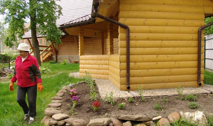 С января в России меняются нормы строительства деревянных домов
