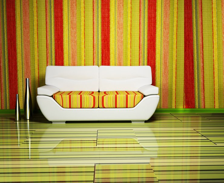 Цвет в дизайне интерьера