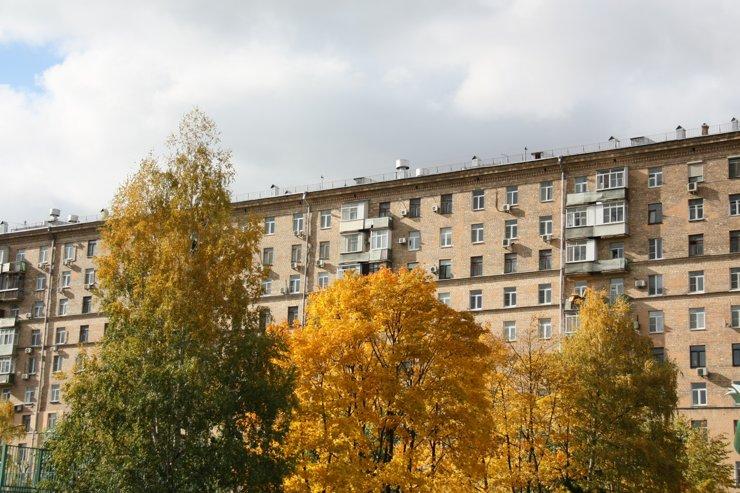 Вторичный рынок Москвы пошел в рост