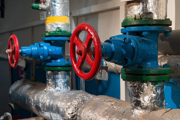В 29 московских домах сменили систему снабжения газом