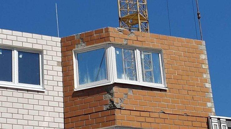 Активисты опубликовали фото реновационных домов на Дмитрия Ульянова
