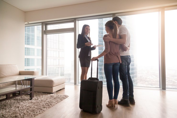 Треть потенциальных покупателей жилья в Москве – не из Москвы