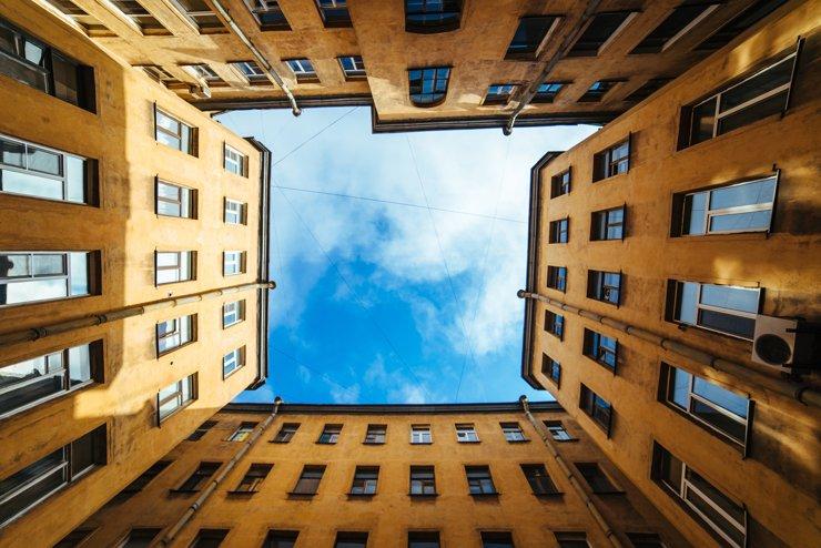 Власти насчитали в Петербурге 72 тыс. коммуналок