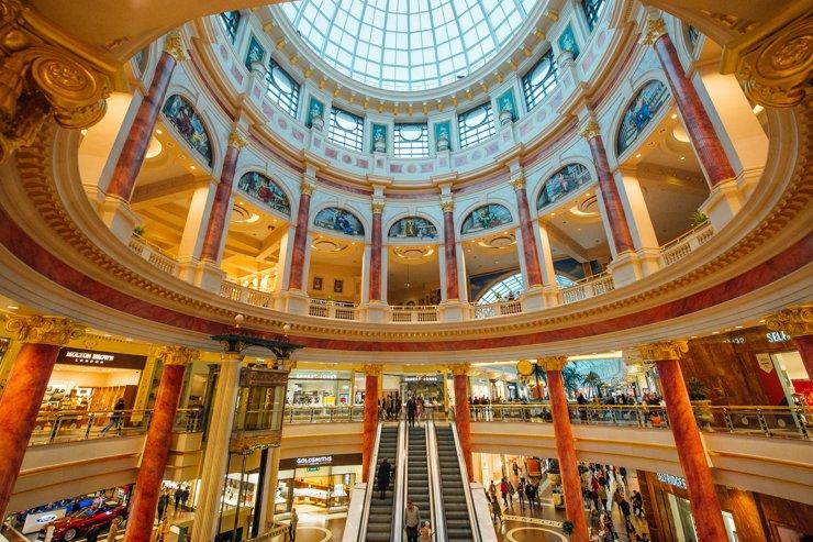 Десять самых больших торговых центров Европы