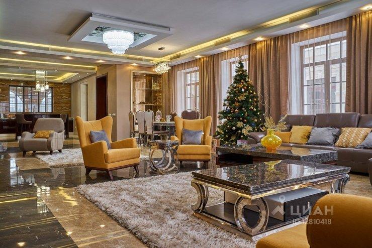 Рейтинг регионов России с самой дорогой новогодней арендой