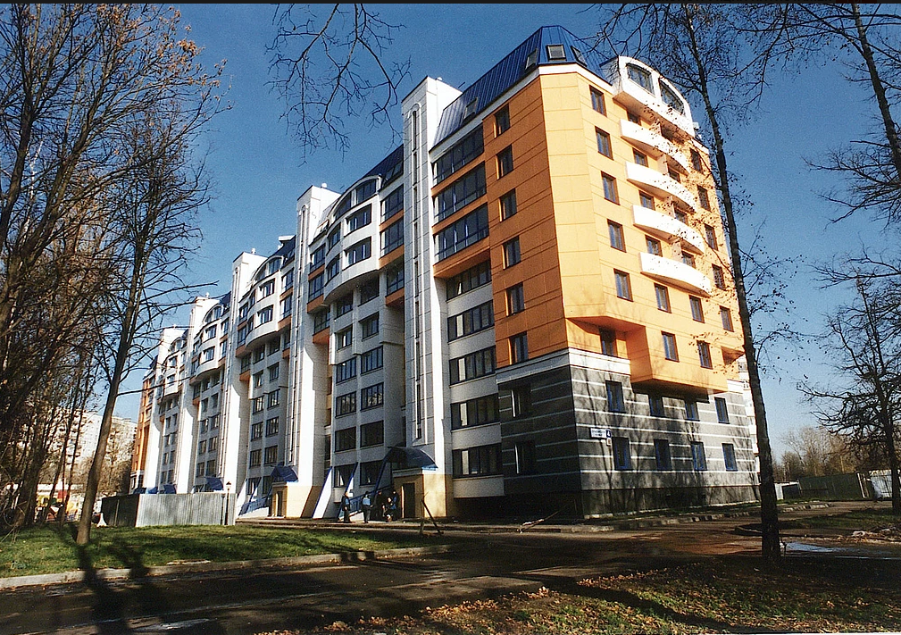 Реновация без сноса. Как обновить свою пятиэтажку?