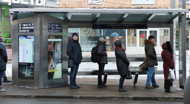 В Нижнем Новгороде заработала «смарт-остановка»